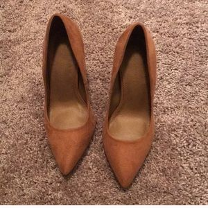 Camel high heels size 5